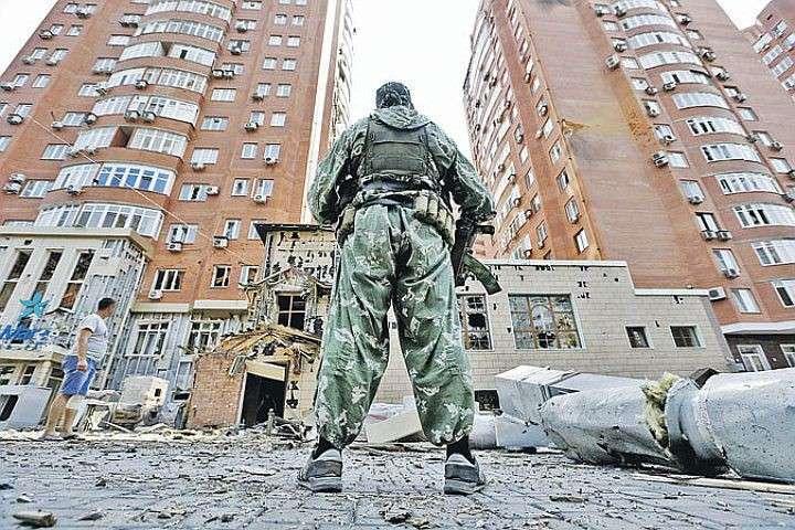 Маргарита Зайдлер: Конечная цель фашистов - не Донецк, а Россия