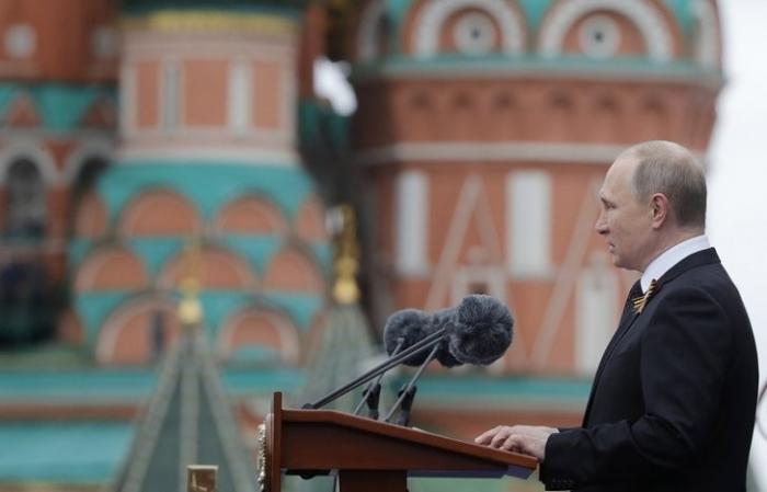 Владимир Путин: нет силы, способной поработить русский народ