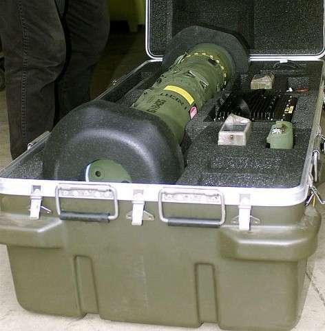 Под Изюмом партизаны захватили машину американских ПТУРов