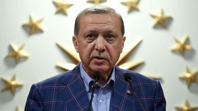Рэджеп Эрдоган призвал мусульман отвоевать Иерусалим. Очередной дешёвый пиар