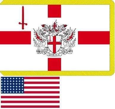 США – центральная колония Лондонского Сити. А теперь и Франция?
