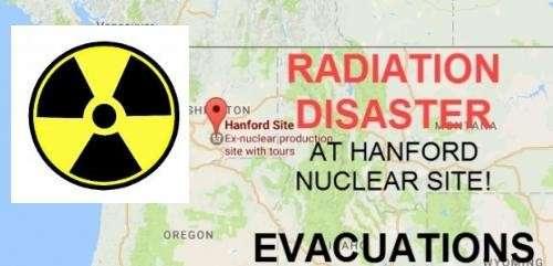 В США на крупнейшем ядерном могильнике радиационная катастрофа! Персонал срочно эвакуируют