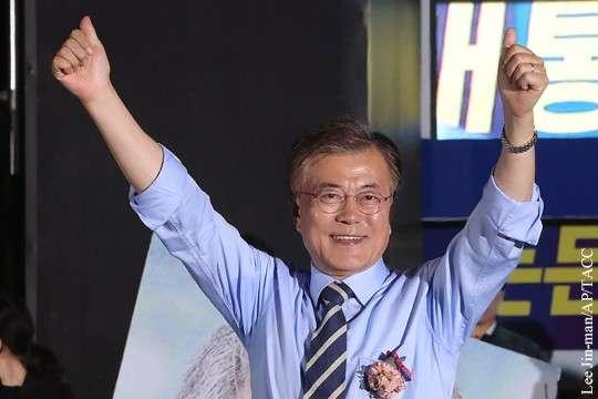 Новый президент Южной Кореи учится говорить «нет» Вашингтону