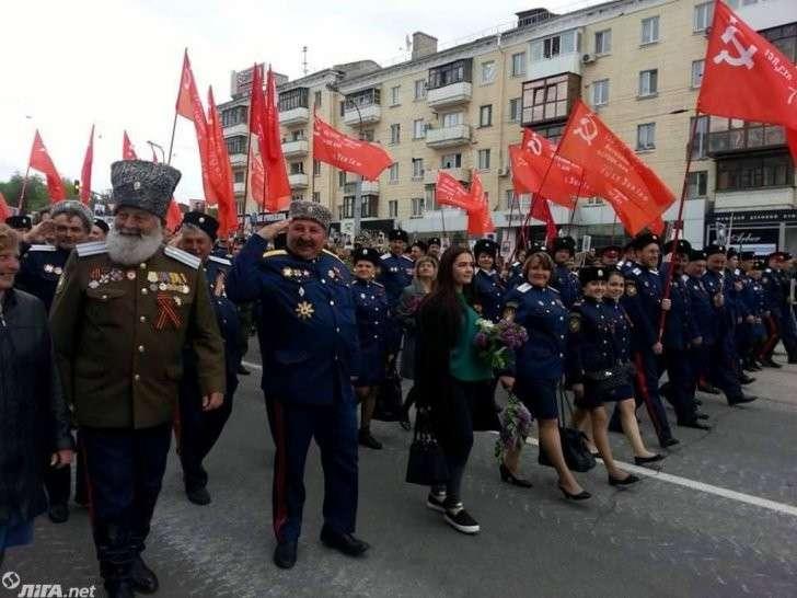 День Победы: 9 мая в ДНР и ЛНР и на Украине