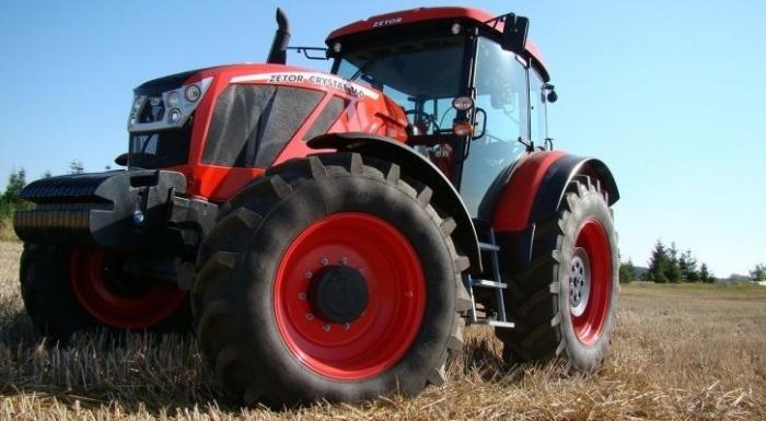 ВРоссии запустили производство суперсовременных тракторов Zetor