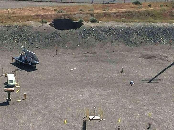 Почему в США произошла авария в хранилище радиоактивных материалов