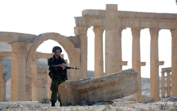 Сирия: десятки гаубиц переброшено из России