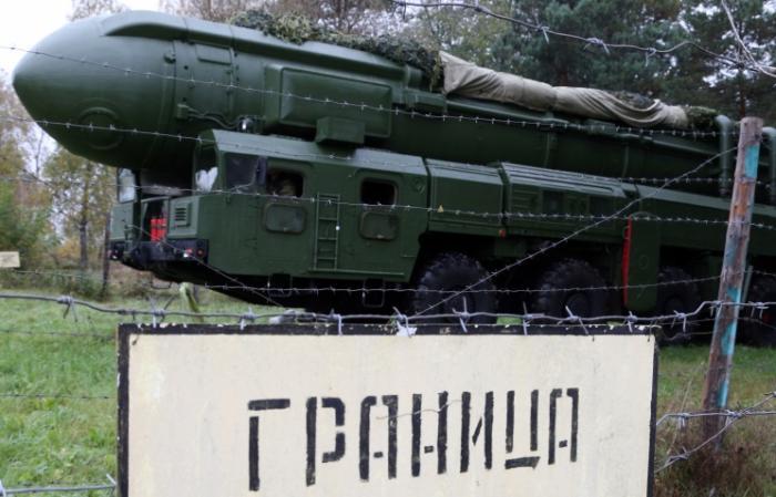 Россия начинает отвечать асимметрично