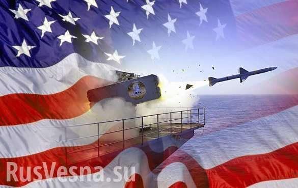 США: войска для вторжения переброшены к границам Сирии и ждут сигнала | Русская весна