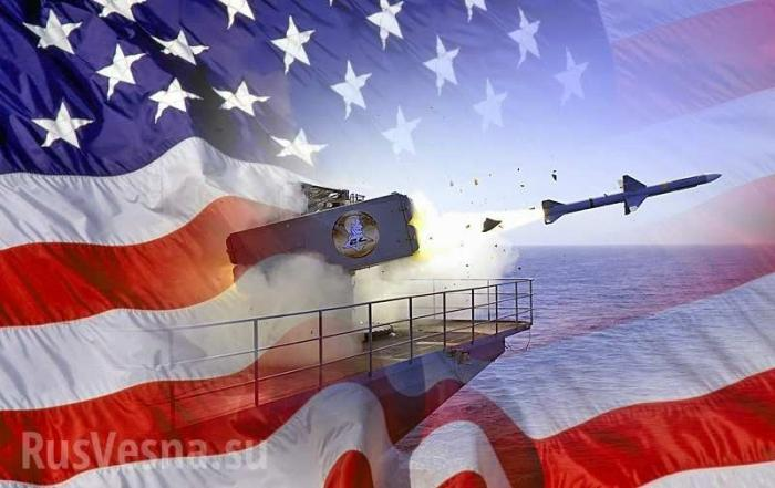США: войска для вторжения переброшены к границам Сирии и ждут сигнала