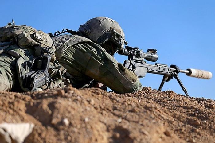Сирия: 16 российских спецназовцев ССО против 300 боевиков