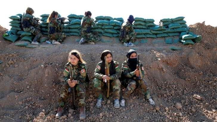 Сирия: может ли снабжение курдов тяжёлым оружием рассорить США и Турцию
