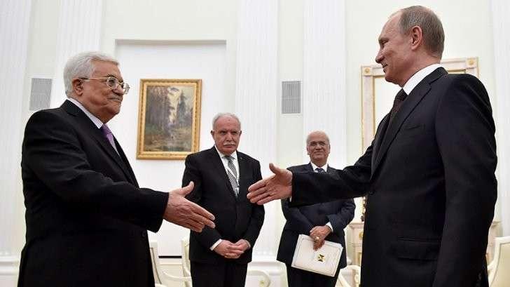 Сочи: встреча Владимира Путина и Махмуда Аббаса. Что в повестке дня?