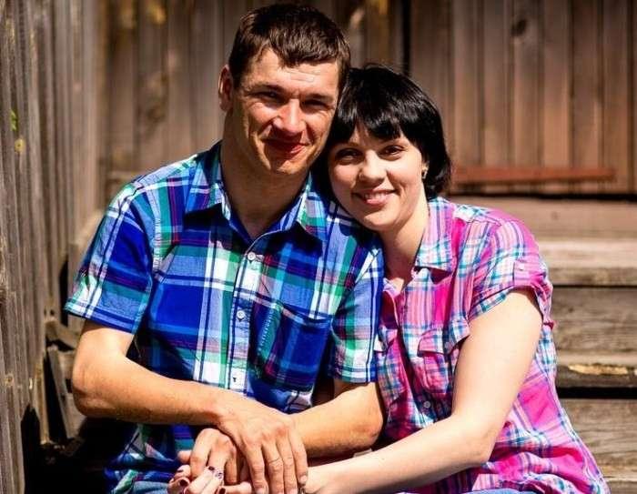 Алексей и Наталья Рогозниковы.