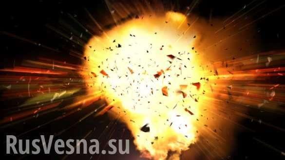 ВДагестане возле кафе взорвали гранату, есть пострадавшие | Русская весна