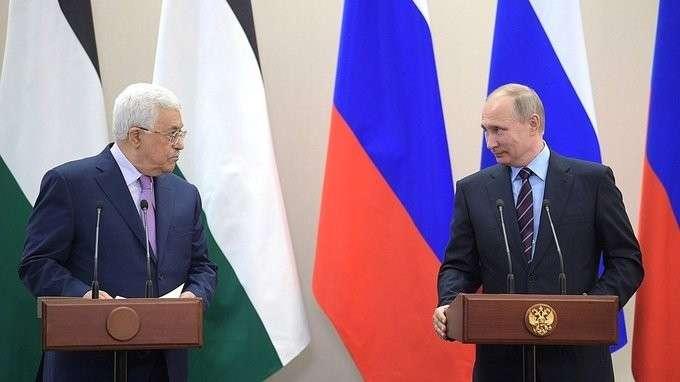 Заявления для прессы поитогам российско-палестинских переговоров