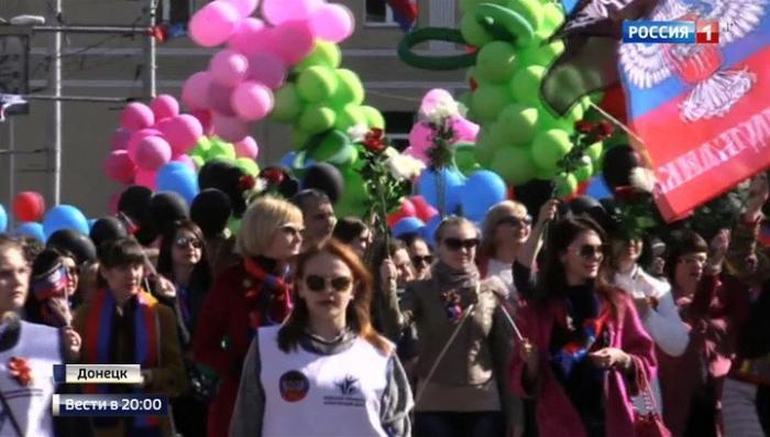 ДНР отмечает третью годовщину образования республики под обстрелами карателей