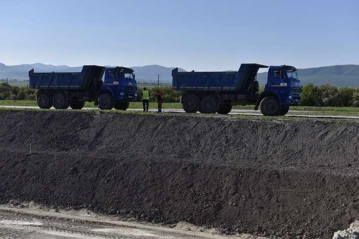 ВКрыму официально началось строительство федеральной трассы «Таврида»