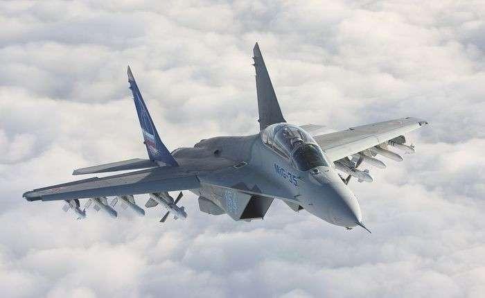 Нижегородский завод «Сокол» будет собирать истребители МиГ-35