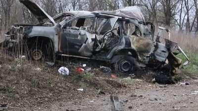 ЛНР: названы каратели ВСУ, отдавшие приказ взорвать авто ОБСЕ