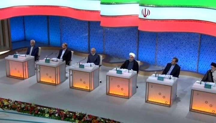 Иран готовится выбрать нового президента, основных претендентов два: реформатор и консерватор