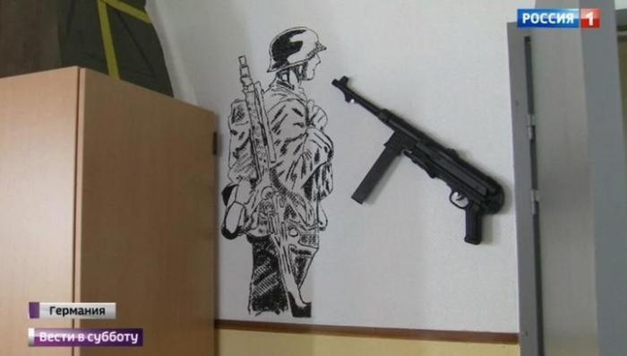 Свастика на оружии бундесвера: нацисты в современной немецкой армии