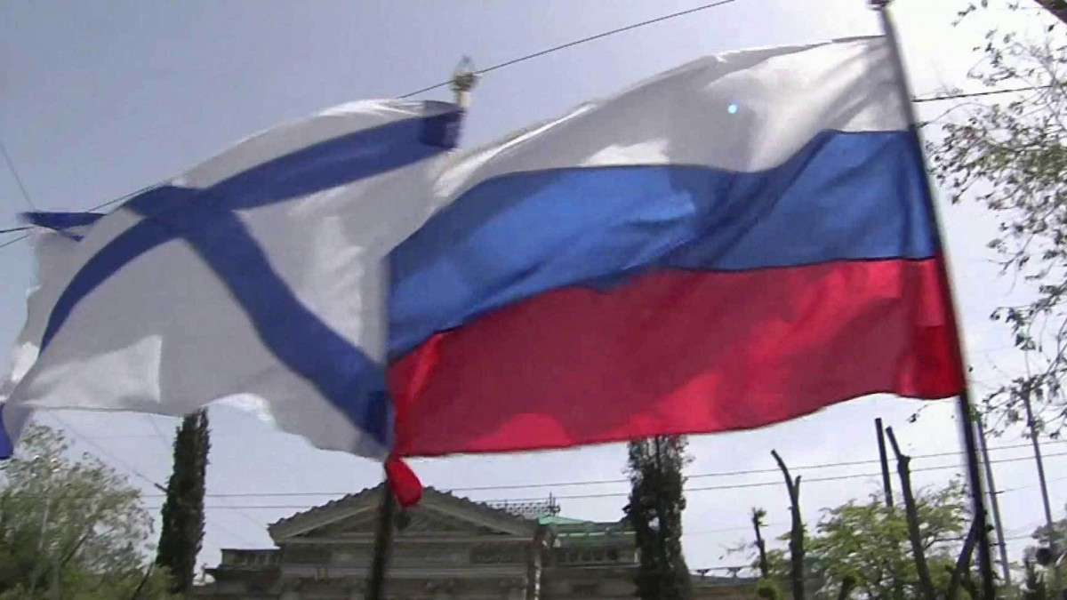 В Севастополе торжественно отметили 234-ю годовщину основания Черноморского флота России