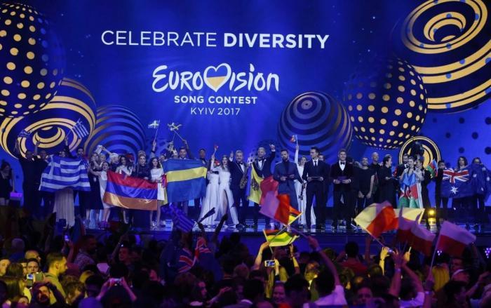 Киевские хазары сделали такой гешефт на «Евровидении», что Европе и не снилось