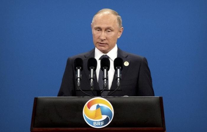 Владимир Путин призвал страны отказаться от воинственной риторики