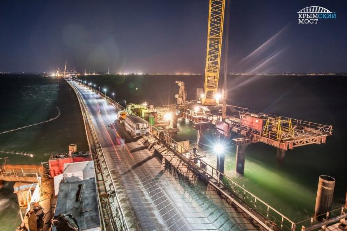 Керченский мост. Ответы нанеудобные вопросы