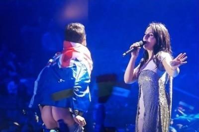 Юмор: Евровидение, которое всегда со мной