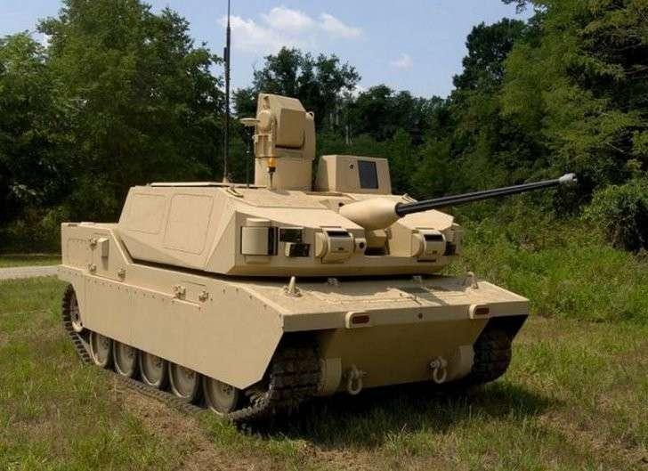 «Уран-9» и ARCV «Black Knight»: концептуальные различия в создании беспилотных роботов