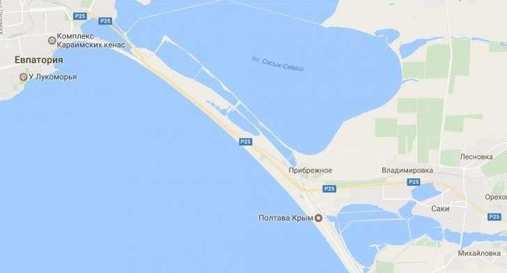 Министерство рэкета и вымогательства Крыма ударило законом по автотуристам
