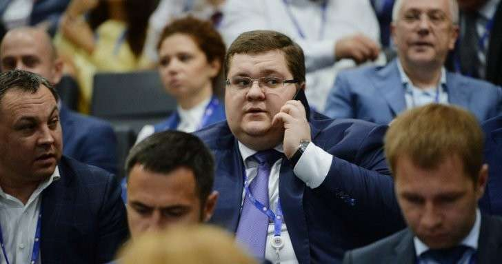 Крымский бизнес сына генпрокурора России Юрия Чайки