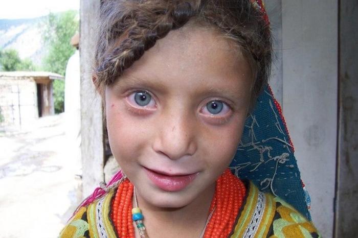 Арии Памира – голубоглазые жители Таджикистана, Афганистана и Пакистана