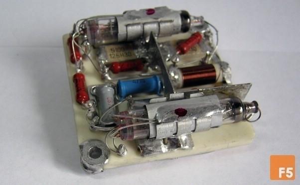 «Рация на бронетранспортёре» – асимметричный ответ на транзисторы