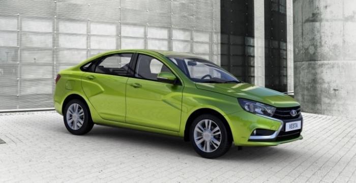 LADA Vesta и LADA Largus победили в Ежегодной национальной премии «Автомобиль года в России 2017