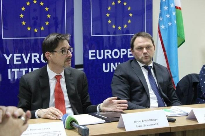 Европа недовольна, что Узбекистан не полностью открывает свои рынки