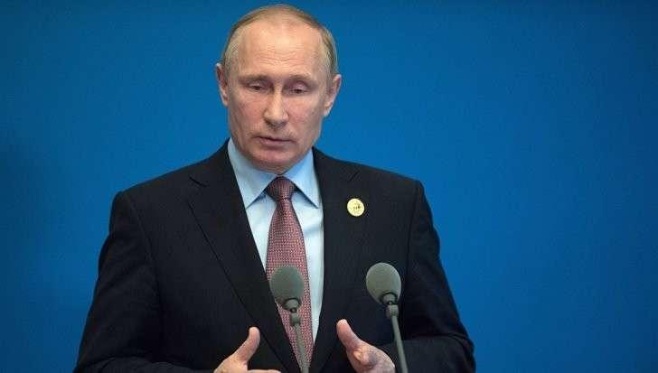 Владимир Путин рассказал о перспективах мировой экономики