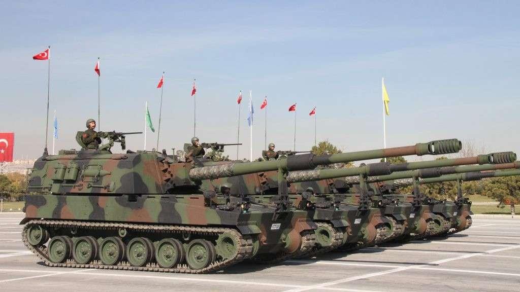 Турция заявила о планах создать военную базу в Сирии