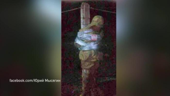 Как развлекаются каратели в перерывах между обстрелами Донбасса
