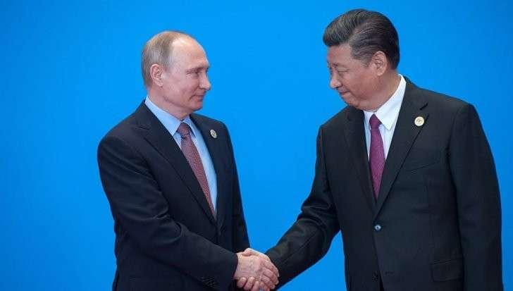 Ищенко: Российско-китайский проект и попытки его разрушения