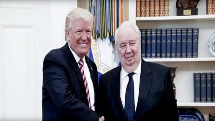 Дональд Трамп «слил» русским сверхсекретную информацию. Истерика у Washington Post