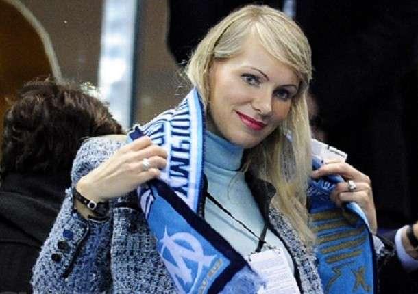 Одна из самых богатых женщин Европы приехала в Азов на открытие зернового терминала своей компании