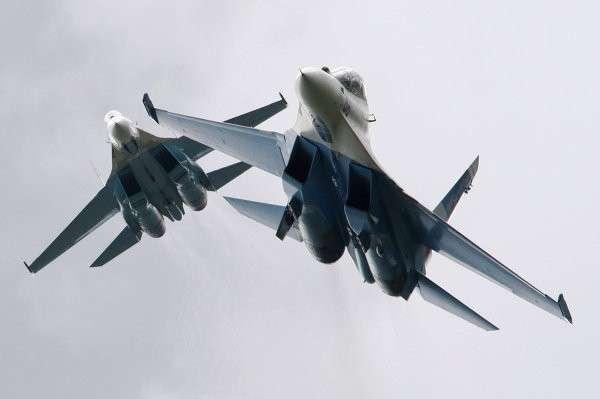 Истребитель Су-35 впервые примет участие в авиашоу в честь Дня ВВС
