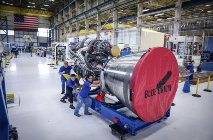 В США завершились неудачей испытания аналога российского двигателя РД-180