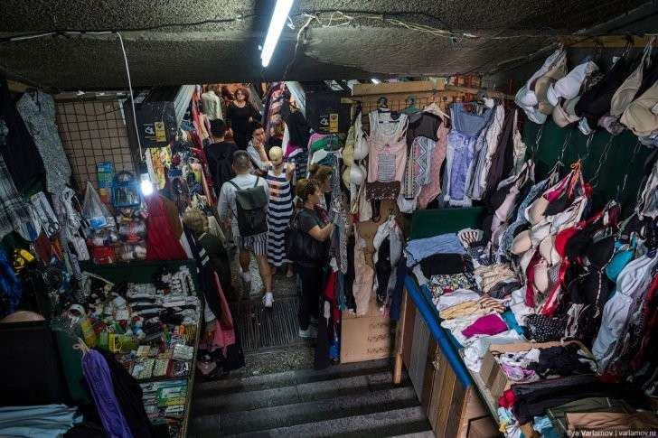 Жуть в «европейской» столице Тбилиси (позор города)