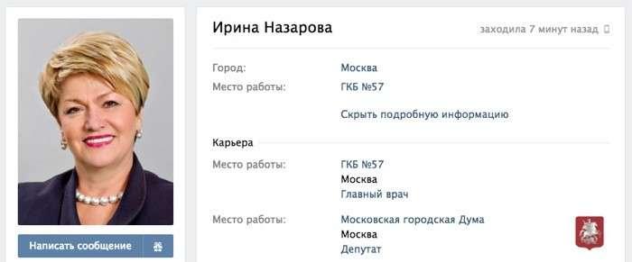«Ад» в московской больнице пора ликвидировать вместе с руководителем