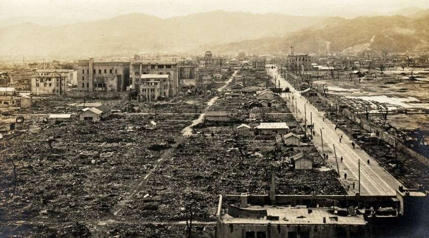 Вспомним Хиросиму и Нагасаки