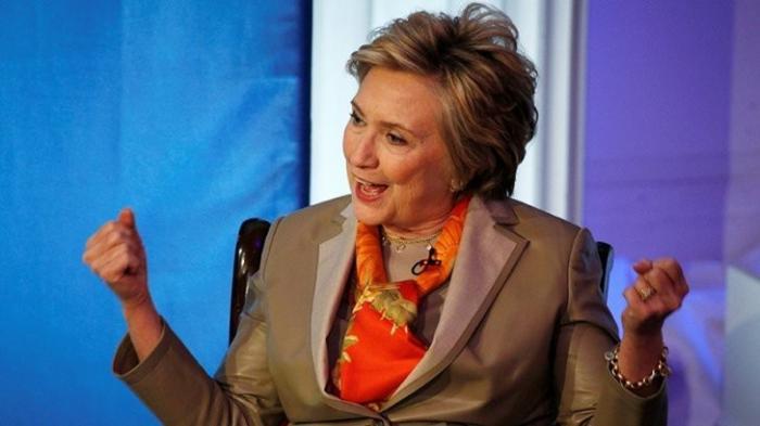 Хиллари Клинтон: ведьма будет устраивать импичмент Трампу